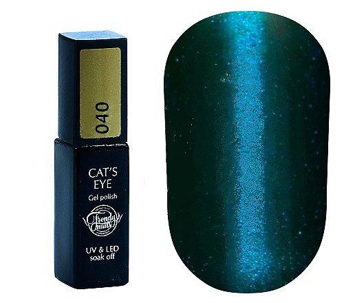 Gel Polish Cats eye №40 10 мл