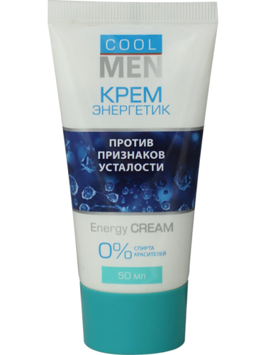 Cream Energy 50мл without boxes