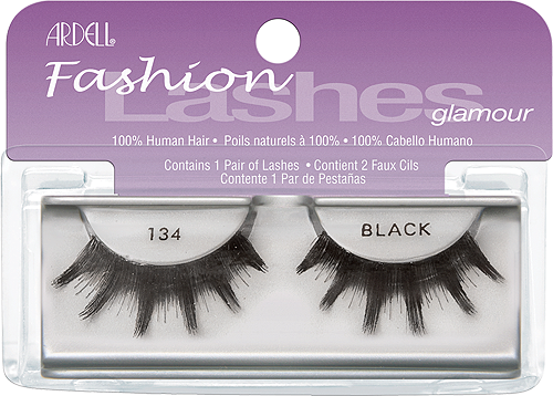 Fashion Lashes 134 Demi Black