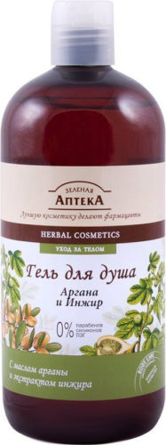 "Shower Gel ""Argan and Figs"" 500мл"