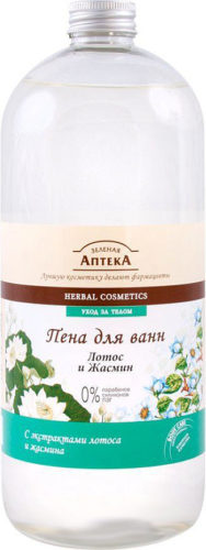 "Foam Bath ""Lotus and Jasmine"" 1л"
