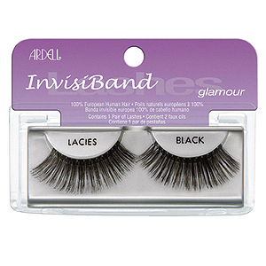 Invisibands Lacies Black