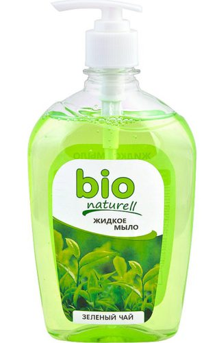 "Liquid Soap ""Green Tea"" 500мл"