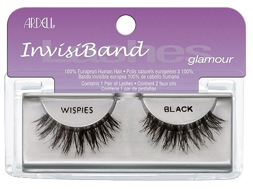 Invisibands Wispies Black