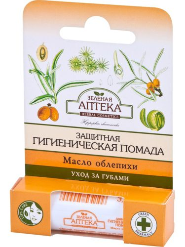 Protective Chapstick with Sea Buckthorn Oil 3,6г