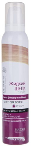 Mousse for Hair Strength of Fixation and Shine 300мл