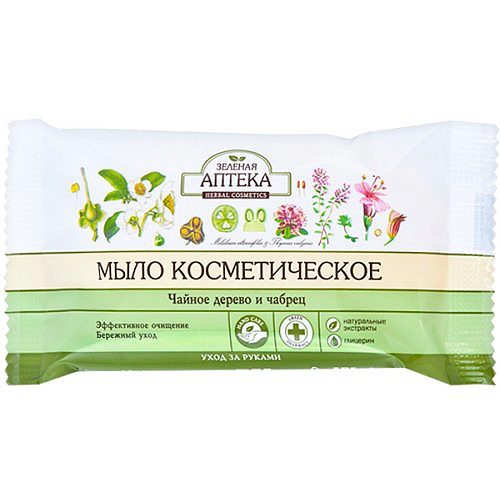 "Soap Cosmetic ""Tea Tree and Thyme"" 75 г"