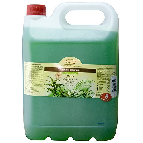 "Liquid Soap ""Aloe"" 5л"
