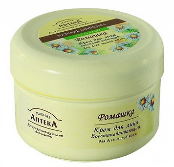 "Face Cream ""Chamomile"" 200 мл"