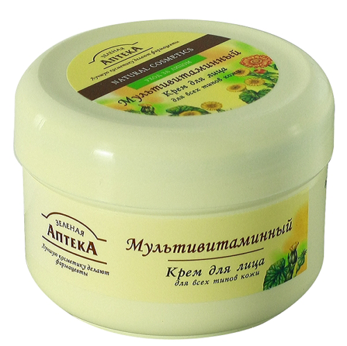 "Face Cream ""Multivitamin"" 200 мл"