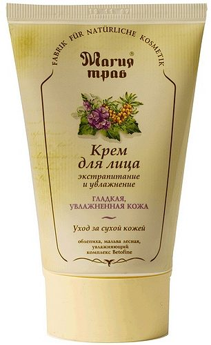"Face Cream ""Extra Nourishment and Moistening"" 120мл"