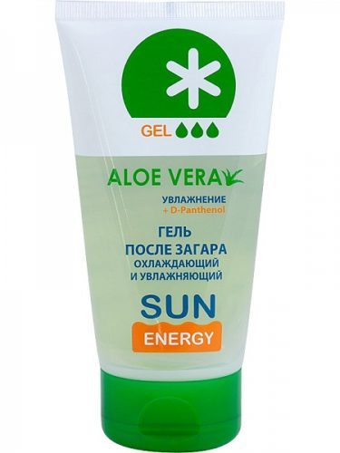 After Sun Cooling Gel Aloe 150мл