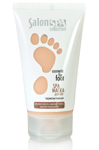 SPA Foot Mask Thermosetting 150мл