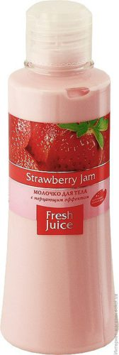 Body Milk Strawberry Jam 250мл