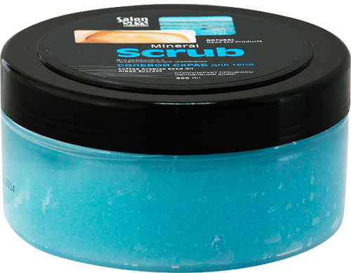 SPA Salt Scrub 300мл