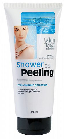 SPA Peeling Gel 200мл