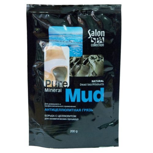 "SPA Mud ""Anti-cellulite"" 200г"