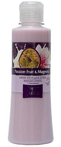 Cream Shower Gel Passion fruit and Magnolia 300мл