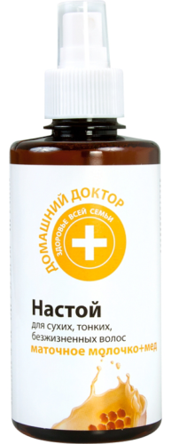 Infusion Royal Jelly, Honey for Dry Hair 300мл