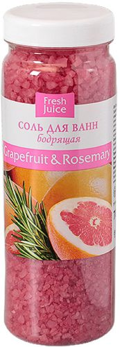 Bath Salt Grapefruit and Rosemary 700г