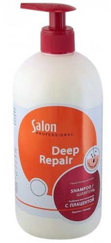 Prof Shampoo Deep Repair 750мл