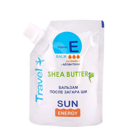 "Travel Balm After-Sun Oil ""Shi"" 90мл Doypack"