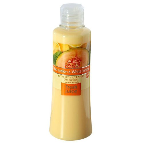 Cream Shower Gel Thai melon and White Lemon 300мл