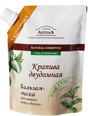 "Balsam Hair Mask ""To Fragile or Damaged"" 200мл"