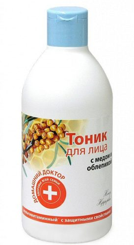 Face Tonic Honey and Buckthorn 300мл