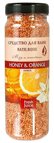 Means for Baths Honey and Orange 450г