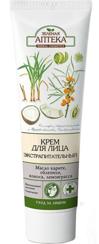 "Face Cream ""Extra Nourishing"" 100мл"
