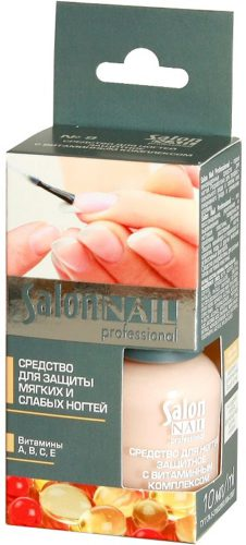 №9 Means for Nail Protection with Vitamin Complex