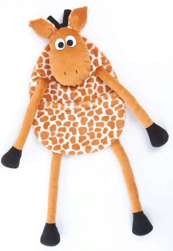 Giraffe with Pocket
