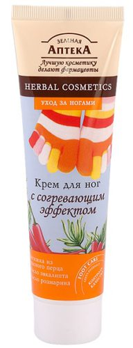 Foot Cream with Warming Effect 100мл