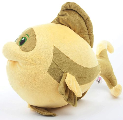Toy Pillow Fish Two-Tone