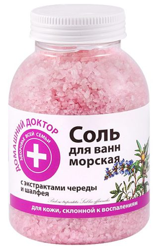Salt with Succession and Sage 1000г