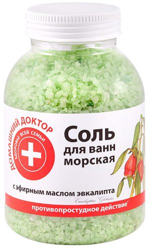Salt with Eucalyptus 1000г