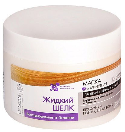 Mask Restoring and Nutrition 300мл