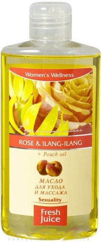 Oil Care and Massage Rose and Ilang-Ilang+Peach Oil 150мл