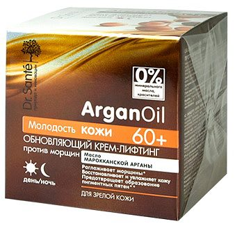 ArganOil Renewing Cream Lifting Anti-Wrinkle 60+ 50мл