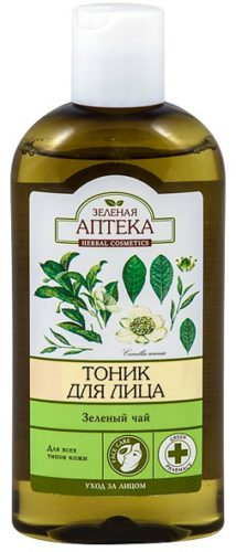 Tonic for All Types of Skin Green Tea 200мл