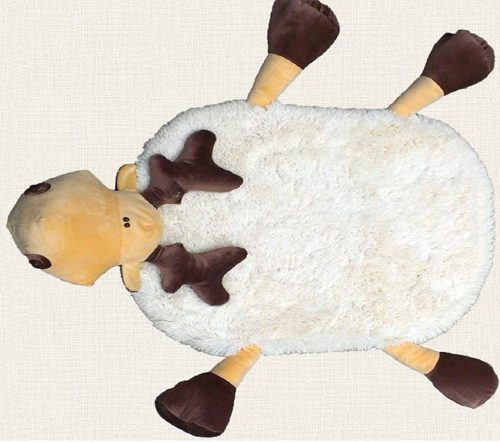 Toy Pillow Moose-Carpet