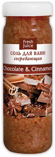 Bath Salt Chocolate and Cinnamon 700г