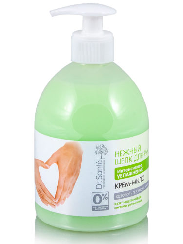 "Cream Hand Soap ""Intensive Humidification"" 500мл"