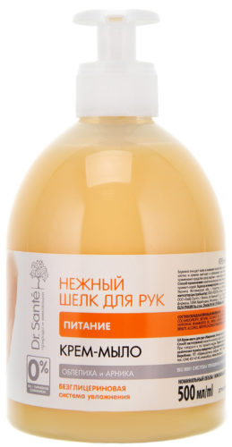 "Cream Hand Soap ""Nourishing"" 500мл"