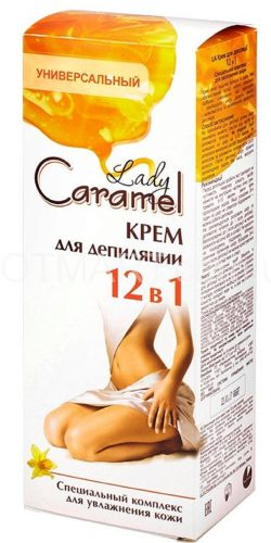 Cream for Depilation 12in1 200мл