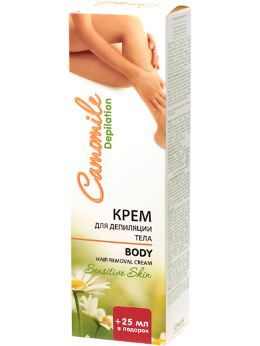Cream for Depilation Body 125мл