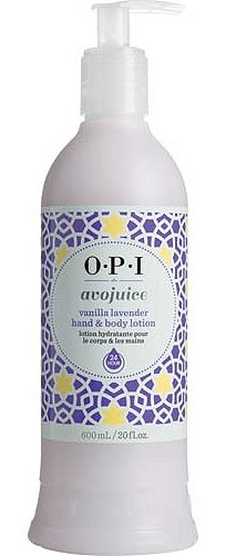 "Avojuice Lotion Hand and Body ""Vanilla-Lavender"" 600мл"