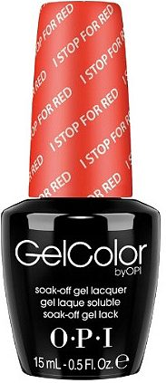GelColor I STOP for Red 15 мл
