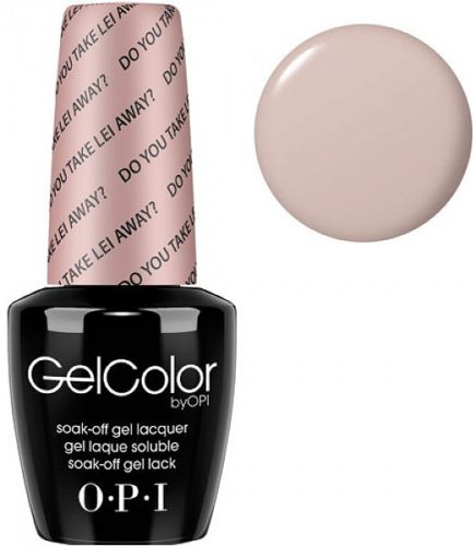 GelColor Do You Take Lei Away? 15 мл